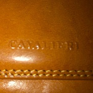 Butter smooth Leather Cavalieri Wallets